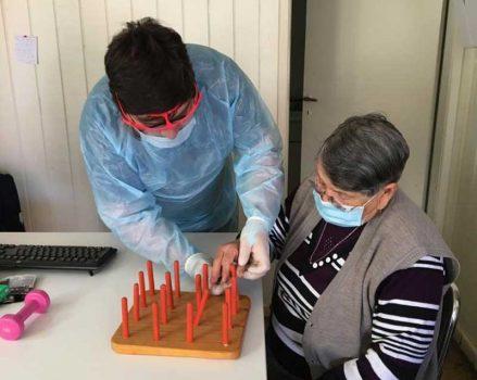 Marchigüe: Hospital reinicia atención presencial en Centro Comunitario de Rehabilitación