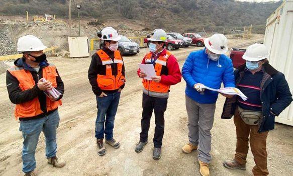 Pequeños productores artesanales podrán reactivar sus faenas a través de recursos del FNDR de la Seremi de Minería