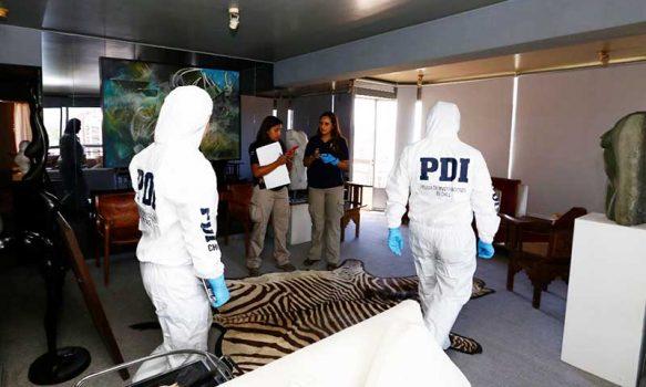 Rancagua: PDI investiga intento de robo a multitienda, pero terminaron en colegio