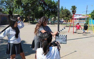 "Rancagua: Taller audiovisual de Colegio Eduardo de Geyter gana festival internacional de cine ""Ojo de pescado"""