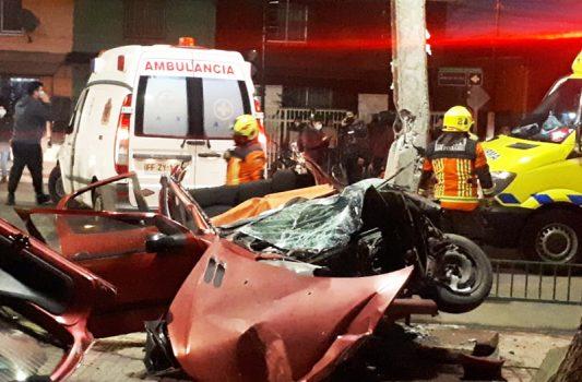 San Fernando: Accidente vehicular deja 1 fallecido