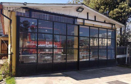 San Fernando: Municipio y Bomberos aúnan esfuerzos en proyecto para mejorar cuartel de Puente Negro