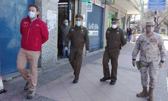 Santa Cruz: Autoridades realizan fiscalización en terreno