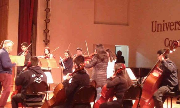 Seremi de las Culturas invita participar de la 6ª versión del Festival Toccata O'Higgins