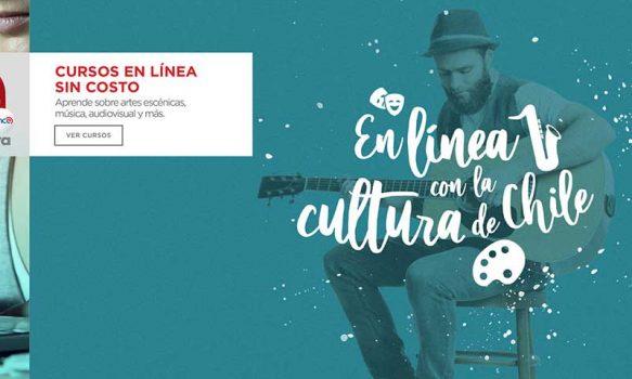 Seremi de las Culturas y Sence lanzan 3.000 becas gratuitas de capacitación para artes escénicas, música, diseño y audiovisual
