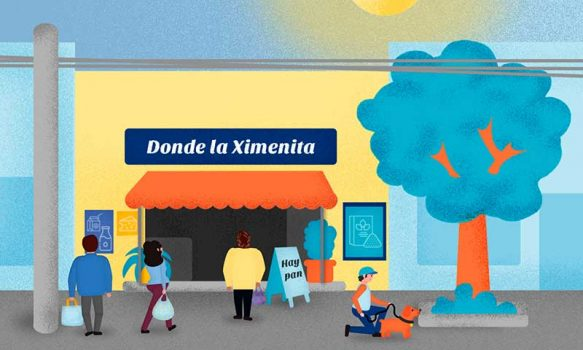 Socios comerciantes de Alvi podrán capacitarse gratis y de manera online sin moverse de su negocio