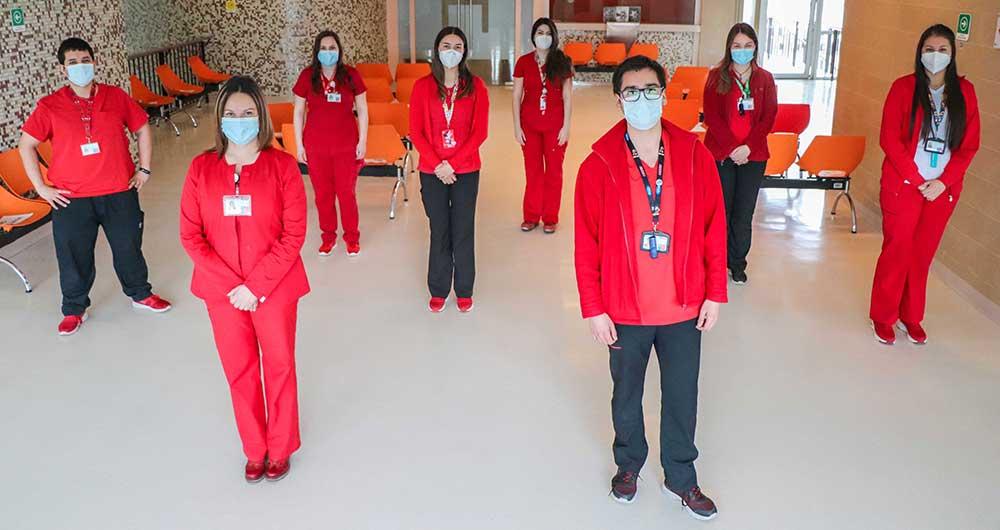 Un especial Día de las Matronas y Matrones en el Hospital Regional