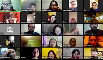 UOH desarrolla webinar sobre Espectro Autista