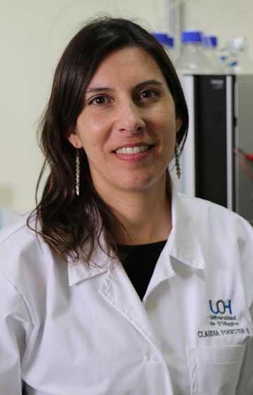 Dra. Claudia Foerster
