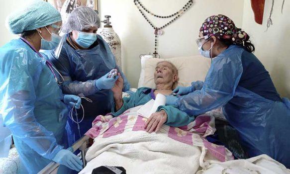 Hospital de Lolol habilita con éxito estrategia de hospitalización domiciliaria