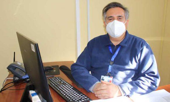 Hospital San Fernando cuenta con nueva subdirección de Gestión Estratégica y Eficiencia Hospitalaria