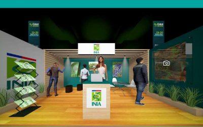 Iniciativas vinculadas a la agricultura sustentable destacaron en participación de INIA durante Expo Chile Agrícola 2020