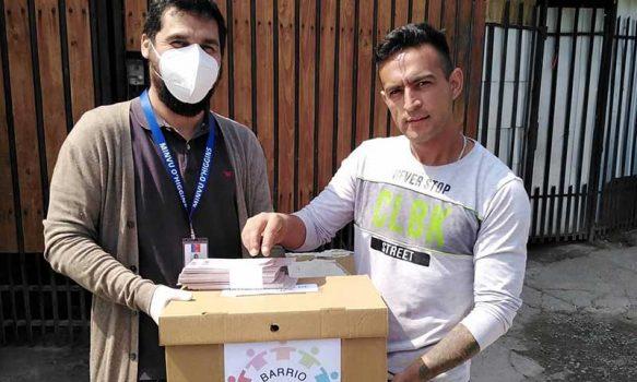 """Machalí, Chimbarongo y Rancagua """"Quiero mi barrio"""" realiza votación de obras de confianza"""