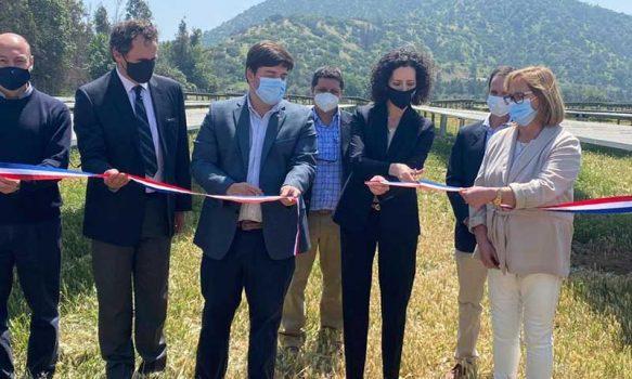 """Intendenta Cofré y subsecretario de Energía inauguran Parque Solar Fotovoltaico """"Candelaria"""""""