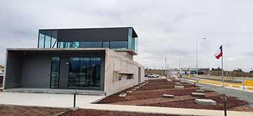 Mostazal: Seremi MOP O'Higgins inspecciono avance de obras de nueva Plaza de Pesaje Ruta 5