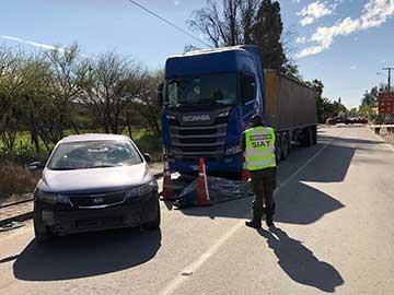 Pichidegua: Niño de 16 años fallece en accidente de tránsito