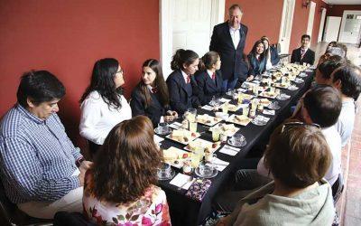 Programa Explora promueve cupo de acceso especial a la Universidad
