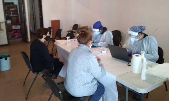 Rancagua: División El Teniente suma nuevo operativo de testeo PCR