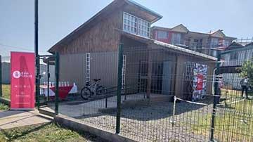 Vecinos de Villa San Fernando  reciben sede comunitaria