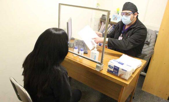 Realizan reapertura de Policlínico de Nutrición en Hospital San Fernando