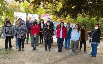 Reconocen a emprendedoras de O'Higgins y premian a líderes destacadas en Día de las Mujeres Rurales