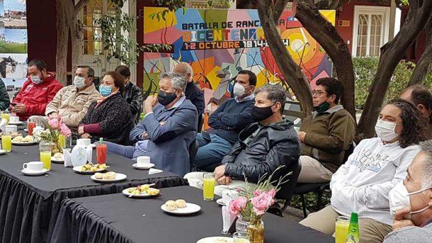 Reunión con diferentes sectores de la sociedad de Rancagua y autoridades buscan consenso respecto de movilidad y estrategias ante COVID-19