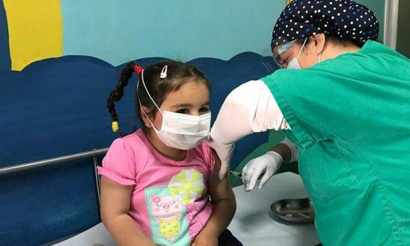 sarampion vacunacion