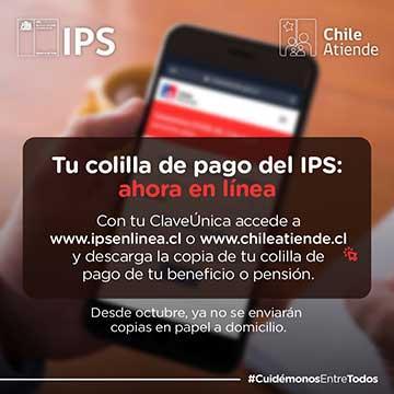 Usuarios del IPS podrán acceder en línea a copias de sus liquidaciones de pago de beneficios