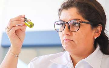 Doctora Carolina Reyes