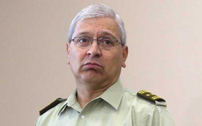 Asume como nuevo general director de Carabineros Ricardo Yáñez Reveco