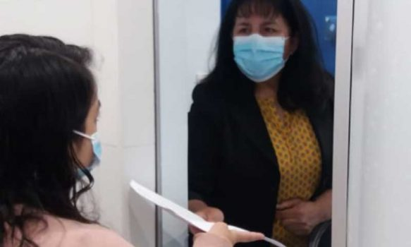 Coinco: Hospital notifica interconsultas a domicilio