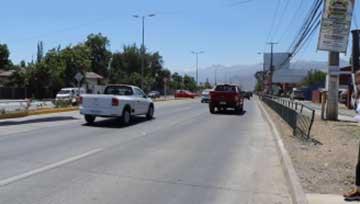 Con histórica inversión, se realiza apertura al tránsito de nuevo eje vial entre Rancagua y Machalí