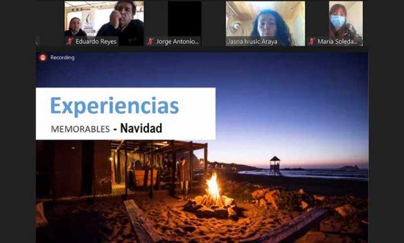 Destino O'Higgins presenta en formato webinar sus atractivos turísticos a tour operadores mayoristas nacionales