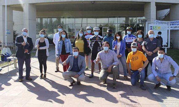 El Club Deportivo Hospital de Santa Cruz se convierte en referente de la actividad física