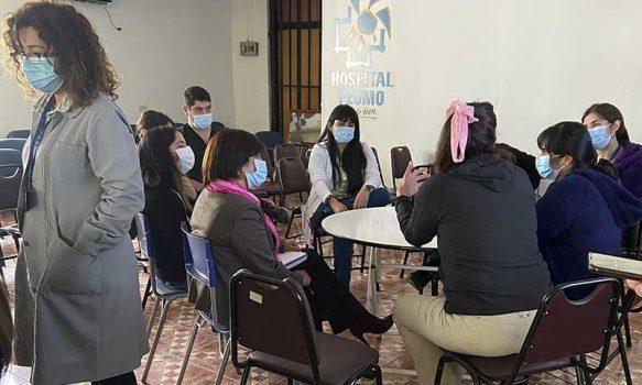 Hospital de Peumo conforma equipos de cabecera del Programa MAIS