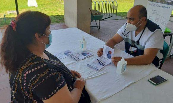 Hospital de Santa Cruz informa sobre riesgos y prevención de un ataque cerebrovascular