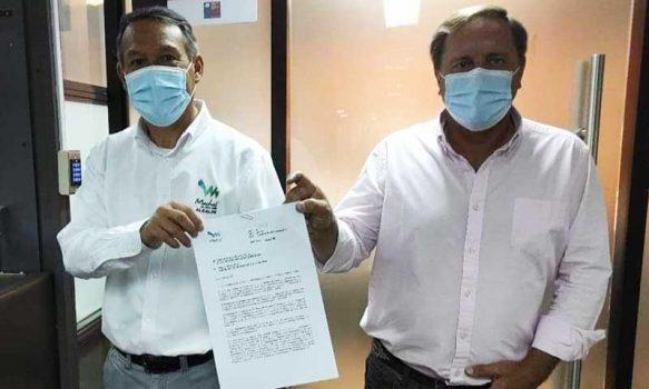 Machalí: Alcalde presenta solicitud de investigar emergencias químicas