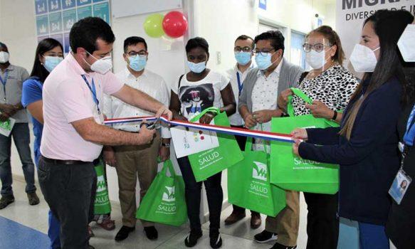 Migrantes de Machalí tendrán mejor acceso a la salud