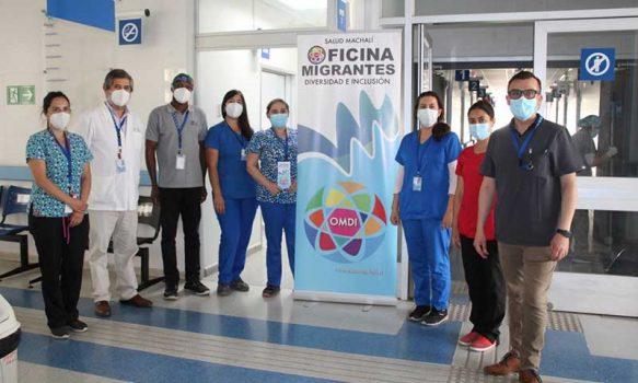 Oficina de Migrantes será inaugurada en Cesfam de Machalí