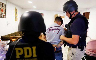 PDI esclarece robos a la locomoción colectiva y a estación de servicio en Santa Cruz y Nancagua