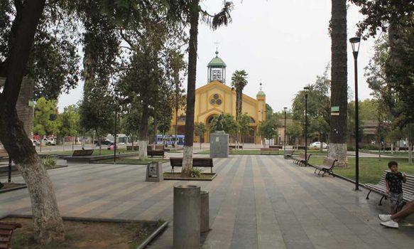 plaza de rengo