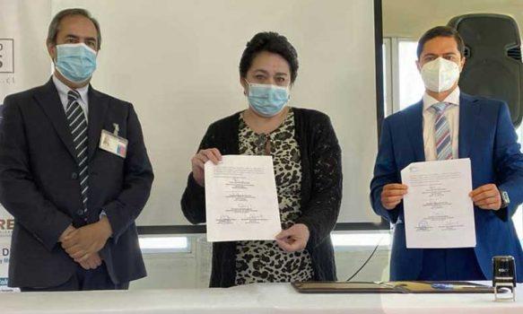 Por Alta Dirección Pública asume nuevo director del Hospital de Rengo