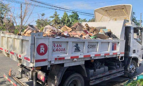 Rancagua: Municipalidad reinicia retiro de enseres en desuso