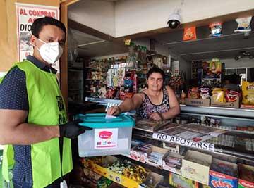 """Rancagua: Vecinos de Barrio Dintrans, La Ribera y Las Rosas priorizan proyectos a ejecutar por """"Quiero mi barrio"""" en el sector"""