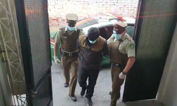 Carabineros detiene a sujeto que secuestró a ex polola