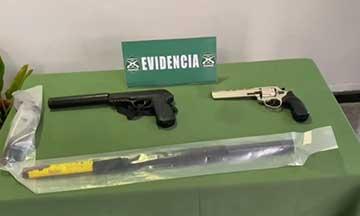 San Fernando: Carabineros detuvo a sujeto que disparó contra menor de edad