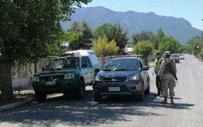 San Fernando: Con diez detenidos culminan controles sanitarios realizados por Carabineros el fin de semana