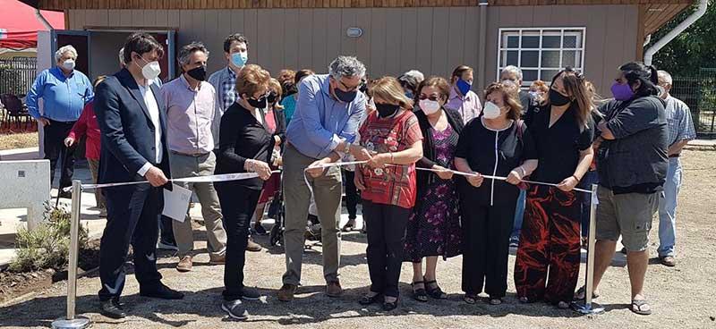 Vecinos de población William Braden cuentan con nueva sede comunitaria