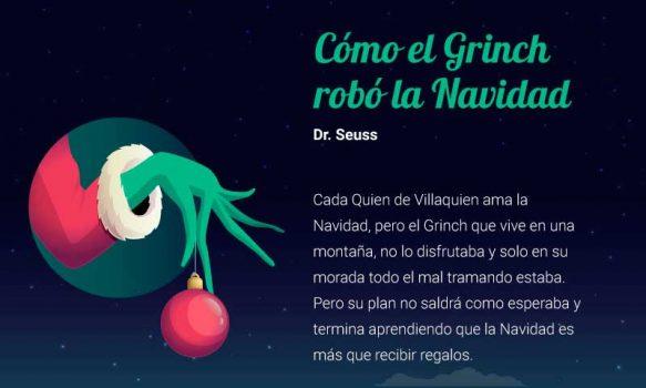 Clásicos cuentos Navideños para niños