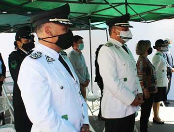 Con reconocimiento al personal de Salud Gendarmería conmemoro su Nonagésimo Aniversario